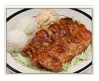 San Francisco L&L Hawaiian B.B.Q. Barbecue